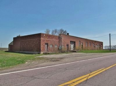 Former Bernadotte Co-op Creamery image. Click for full size.