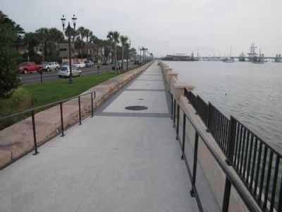 St. Augustine Sea Wall New Construction image. Click for full size.