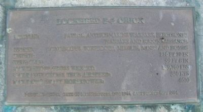 U.S. Navy Patrol and Reconnaissance Memorial P-3 Marker image. Click for full size.