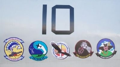 U.S. Navy Patrol and Reconnaissance Memorial P-3 Squadrons image. Click for full size.
