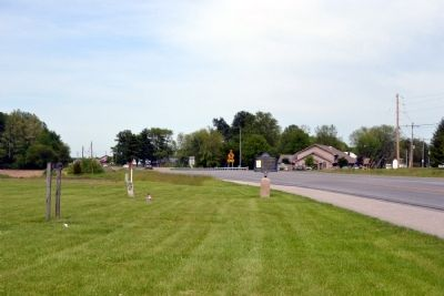 View to northeast along US 50 image. Click for full size.