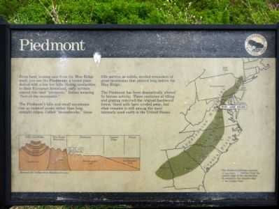 Piedmont Marker image. Click for full size.
