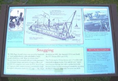 Snagging Marker image. Click for full size.