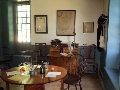 Conference Room in Dey Mansion image. Click for full size.