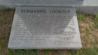 Panel 2: <i>The Submarine Lookout</i> image. Click for full size.