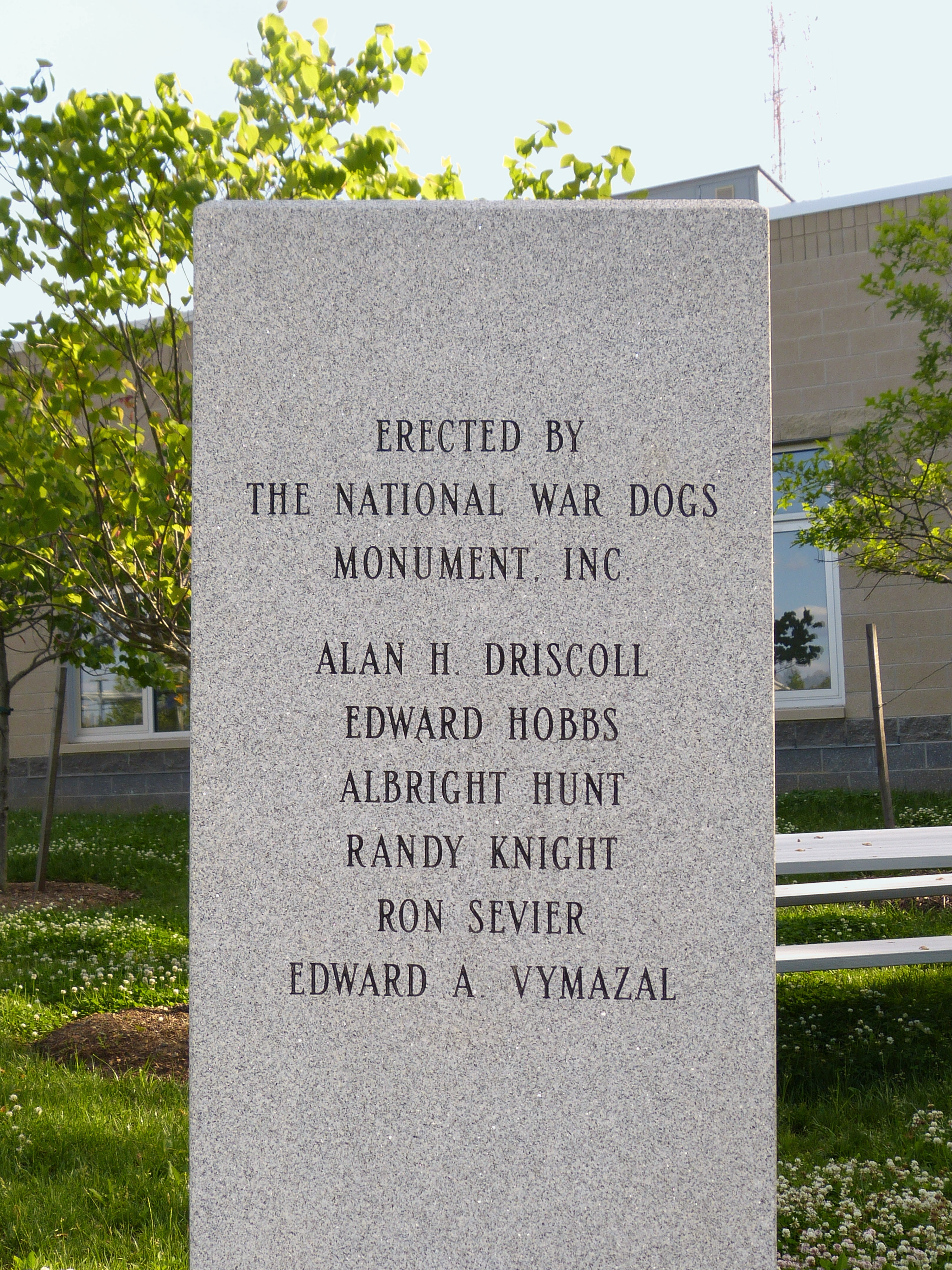 National War Dogs Monument Incorporated