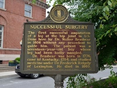 Successful Surgery Marker image. Click for full size.