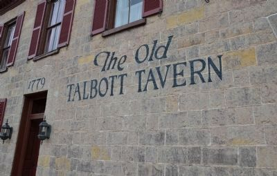 The Talbott Tavern image. Click for full size.