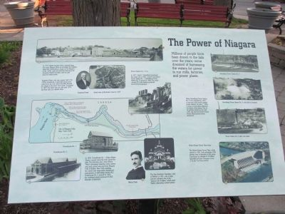 The Power of Niagara Marker image. Click for full size.