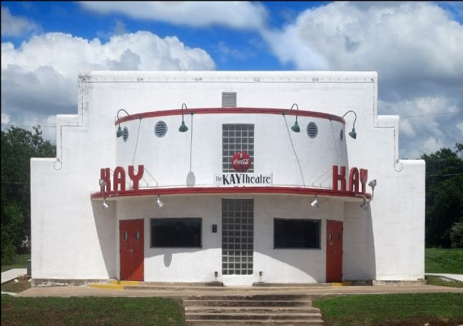 The Kay Theater image. Click for full size.