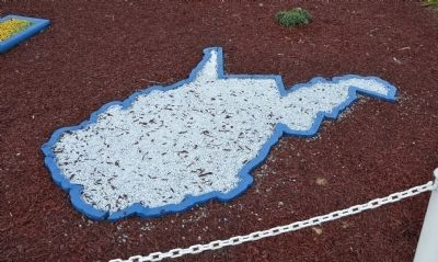 West Virginia Welcome Center image. Click for full size.