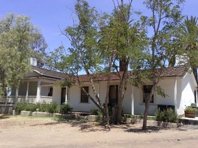 Johnson-Taylor Adobe Ranch House image. Click for full size.