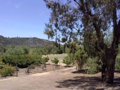 View of Penasquitos Canyon From the Ranch House image. Click for full size.