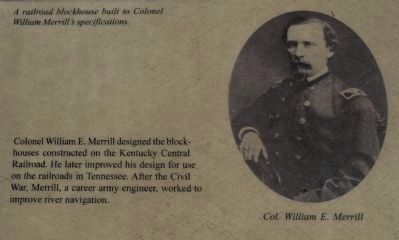 Col. William E. Merrill image. Click for full size.