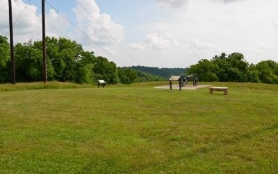 The Fort at Boonesborough image. Click for full size.
