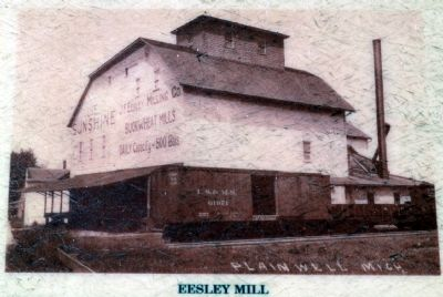 Eesley Mill image. Click for full size.