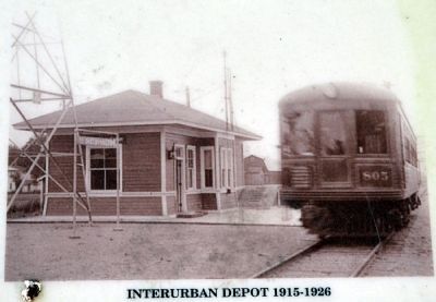 Interurban Depot 1915-1926 image. Click for full size.