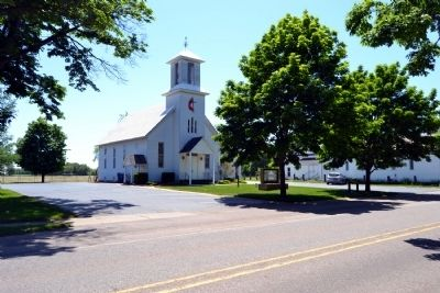 Shelbyville United Methodist Church Today image. Click for full size.