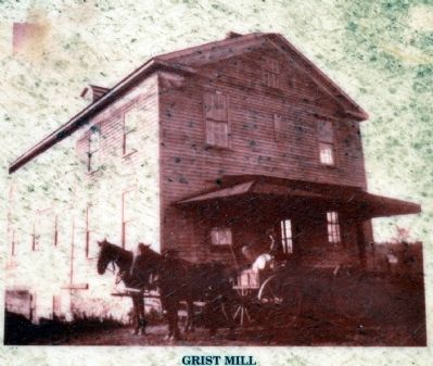 Grist Mill image. Click for full size.