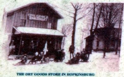 Dry Goods Store in Hopkinsburg image. Click for full size.