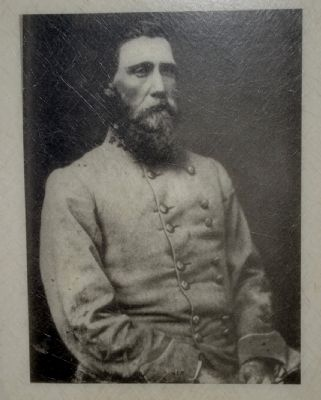 General John Bell Hood, C.S.A. image. Click for full size.