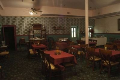 Jeffery Hotel Dining Room image. Click for full size.