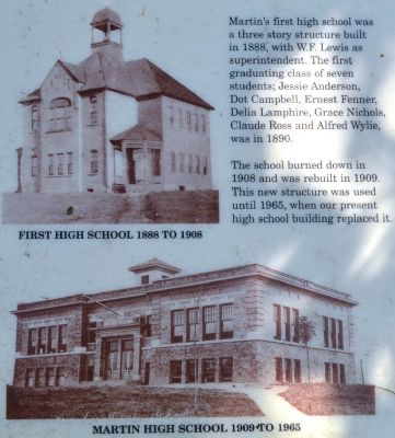 Martin High Schools image. Click for full size.