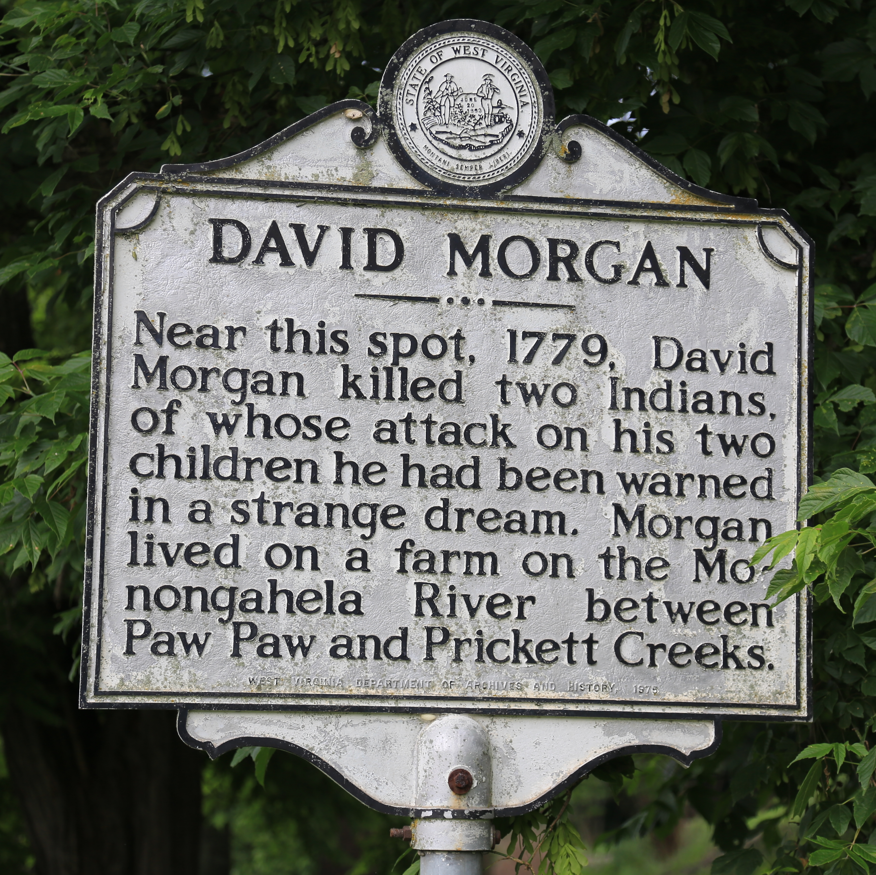 David Morgan Marker