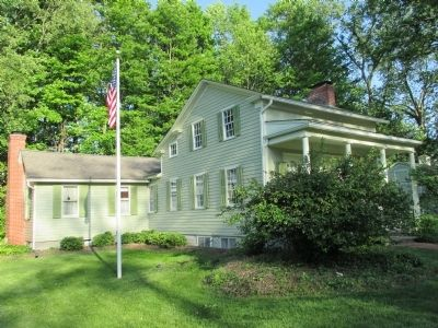 Millard Fillmore House image. Click for full size.