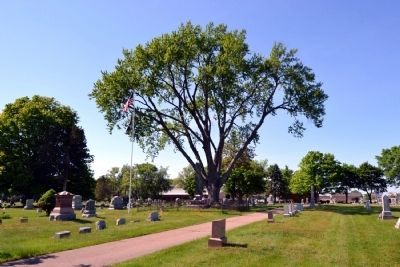 Schoolcraft G.A.R. Memorial image. Click for full size.