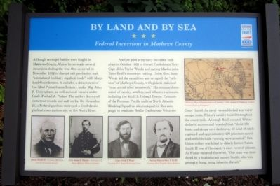 By Land And By Sea CWT Marker image. Click for full size.