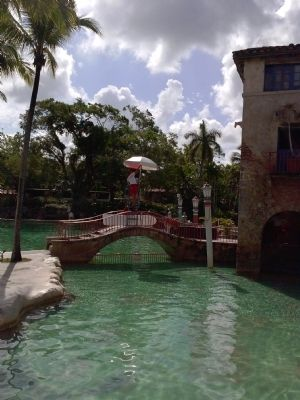 Venetian Pool image. Click for full size.