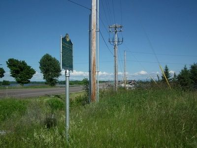Wideview of The Bohannon Site Marker image. Click for full size.