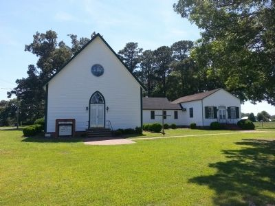 Carsley United Methodist Church image. Click for full size.