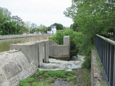 Sluice and Culvert image. Click for full size.
