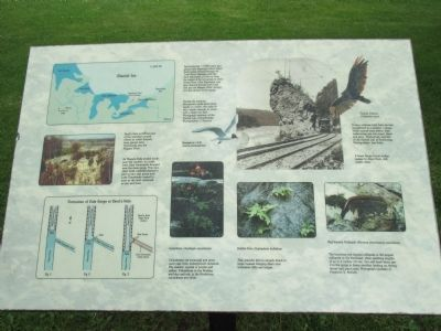 Natural History of Devil's Hole Marker image. Click for full size.