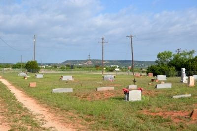 Cedar Gap Cemetery image. Click for full size.