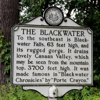 The Blackwater Marker image. Click for full size.