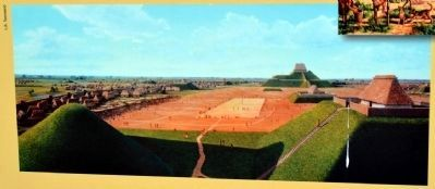 Central Cahokia image. Click for full size.