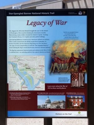 Legacy of War Marker image. Click for full size.