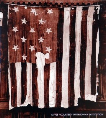 The Star-Spangled Banner image. Click for full size.