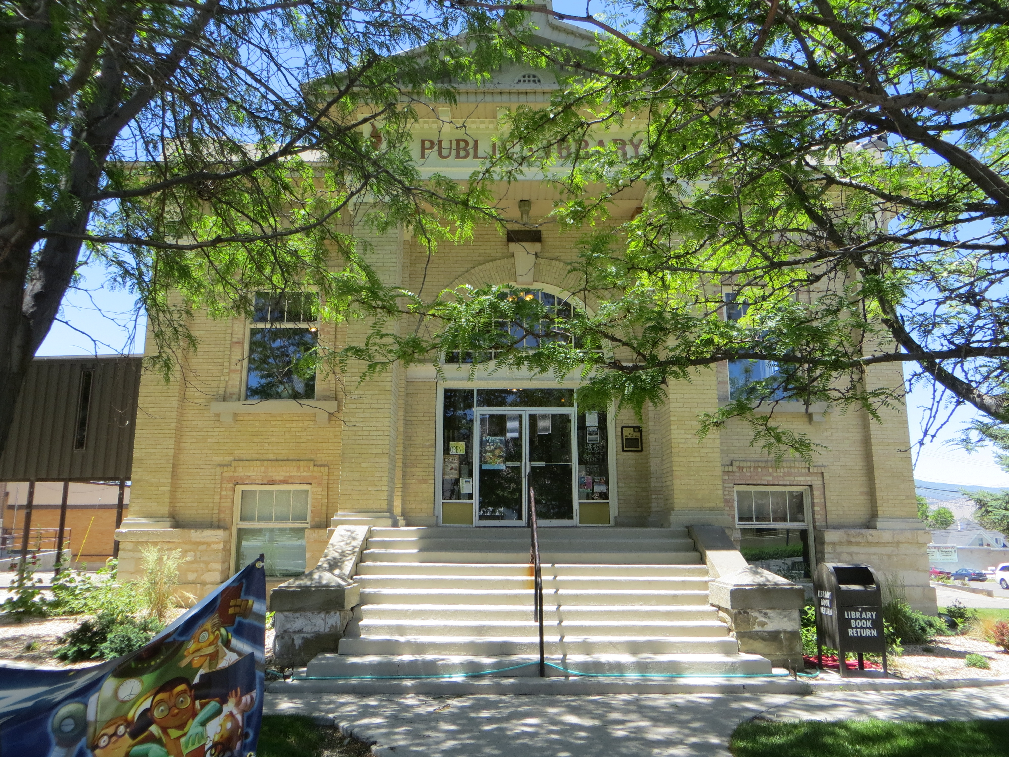 Manti Carnegie Library