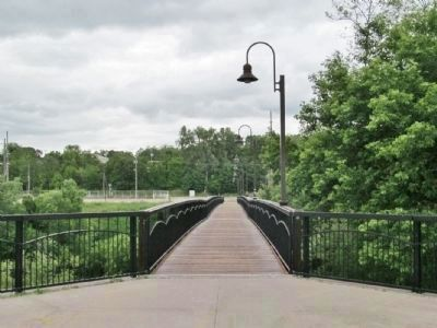 2005 Pedestrian Bridge image. Click for full size.