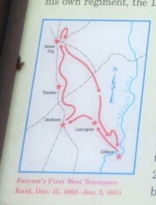 Close up of map shown on the marker-bottom left image. Click for full size.