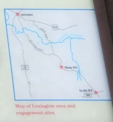Close up of map shown on the marker-bottom right image. Click for full size.