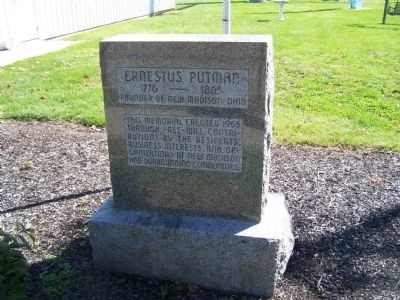 2nd marker adjacent to Fort Black Marker image. Click for full size.