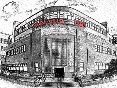 Canada Dry Building image. Click for full size.