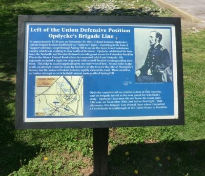 Left of the Union Defensive Position Marker image. Click for full size.
