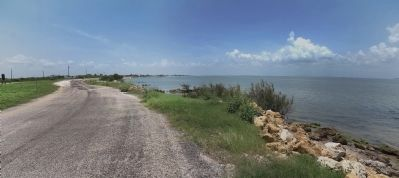 Matagorda Bay image. Click for full size.