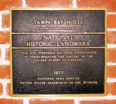 Tampa Bay Hotel image. Click for full size.